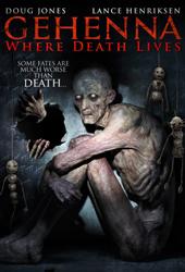 gehenna where death lives movie poster