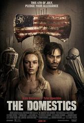 the domestics movie poster