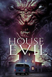house of evil movie poster