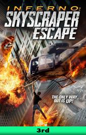 inferno skyscraper escape movie poster