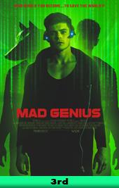 mad genius movie poster
