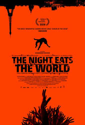 the night eats the world movie poster
