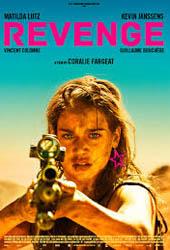 revenge movie poster