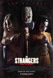 the stranger prey in the night movie poster