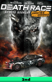death race 4 movie poster