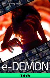 e-demon movie poster