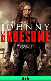 johnny gruesome movie poster
