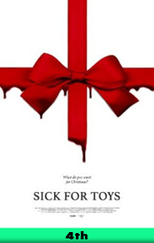 sick for toys movie poster