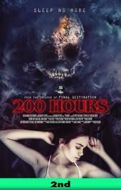 sleep no more movie poster