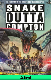 snake outta compton movie poster