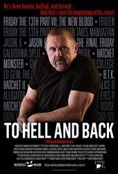 to hell and back movie poster