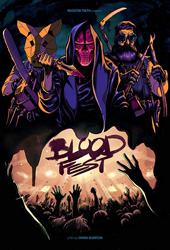 blood fest movie poster