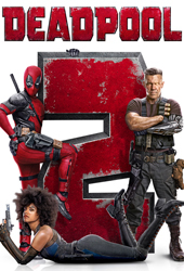 dead pool 2 movie poster