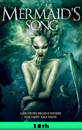 mermaids song movie poster