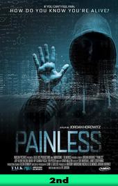 painless movie poster