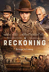 a reckoning movie poster