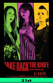 take back the knife movie poster