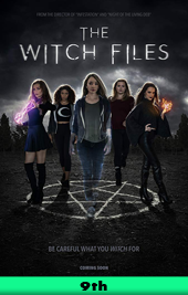 witch files movie poster