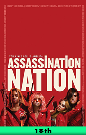 assassination nation movie poster VOD