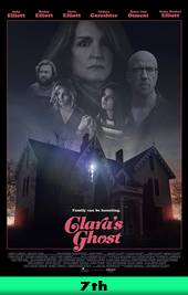 claras ghost movie poster