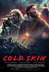 cold skin movie poster