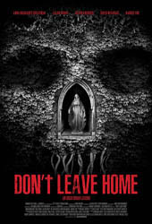 dont leave home movie poster