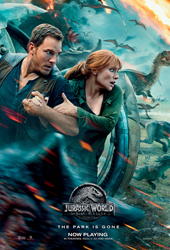 jurassic world fallen kingdom movie poster