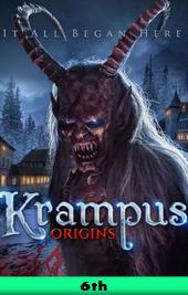 krampus origins movie poster VOD