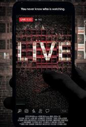 live movie poster