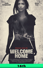 welcome home movie poster VOD