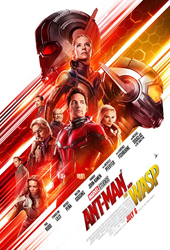 ant-man and the wasp movie poster vod