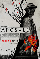 apostle movie poster vod