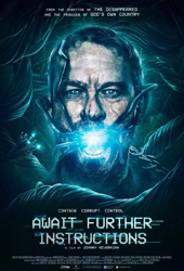 await further instructions movie poster vod