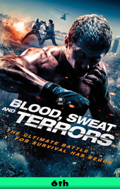 blood sweat and terrors movie poster VOD