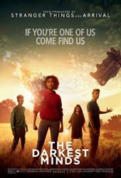 the darkest minds movie poster vod