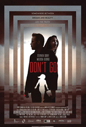 dont go movie poster vod