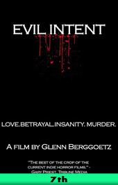 evil intent movie poster VOD