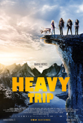 heavy trip movie poster vod
