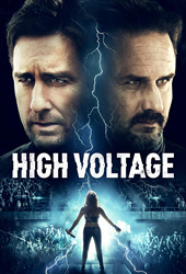 high voltage movie poster vod