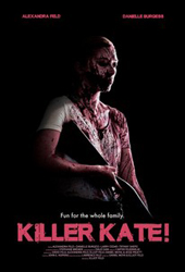killer kate movie poster vod