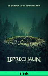 leprechaun returns movie poster vod