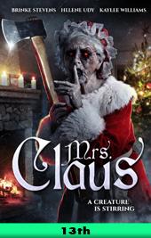 mrs claus movie poster vod