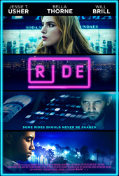 ride movie poster vod