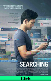 searching movie poster vod