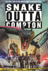 snake outta compton movie poster vod