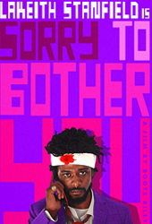 sorry to bother you movie poster vod