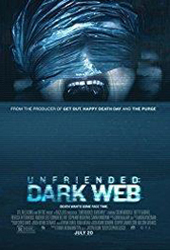 unfriended dark web movie poster vod