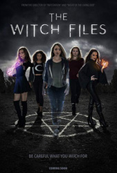 witch files movie poster vod